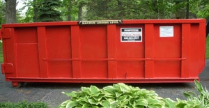 roll-off containers MI